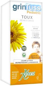 Aboca grintuss pediatric sirop enfants 128 g