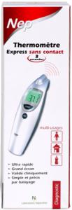 Thermomètre express  sans contact