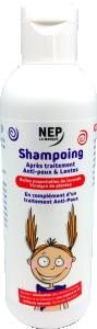 Shampooing anti poux